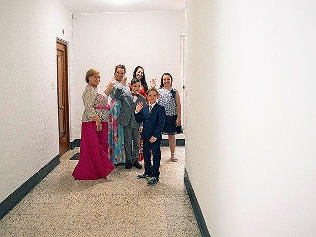 La boda de David y Virginia en Ávila, Ávila 13