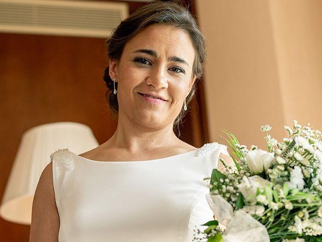 La boda de David y Virginia en Ávila, Ávila 35