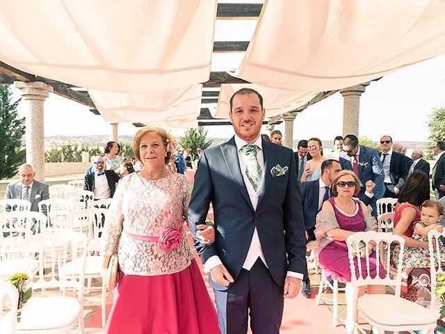 La boda de David y Virginia en Ávila, Ávila 47