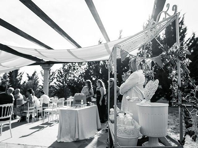 La boda de David y Virginia en Ávila, Ávila 48
