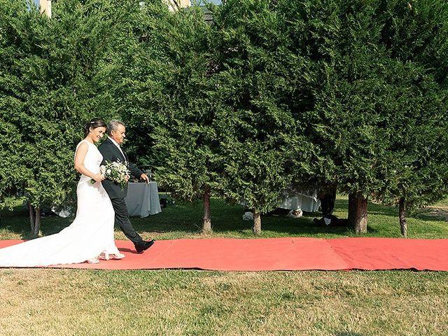 La boda de David y Virginia en Ávila, Ávila 49