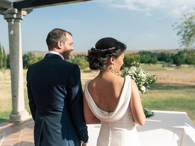 La boda de David y Virginia en Ávila, Ávila 52