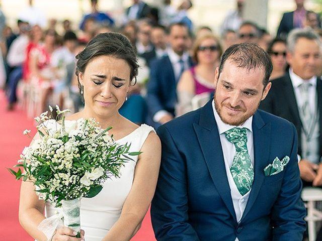 La boda de David y Virginia en Ávila, Ávila 54