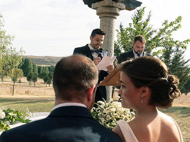La boda de David y Virginia en Ávila, Ávila 57