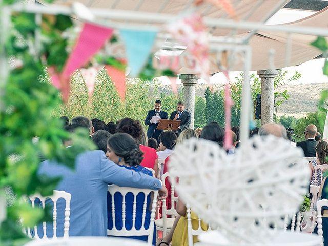 La boda de David y Virginia en Ávila, Ávila 59