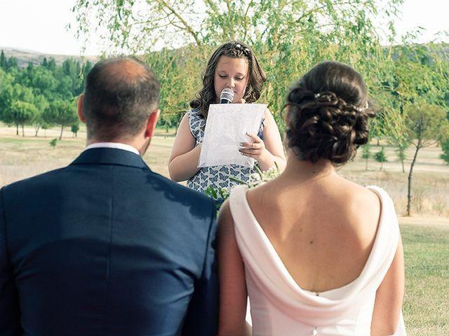 La boda de David y Virginia en Ávila, Ávila 60