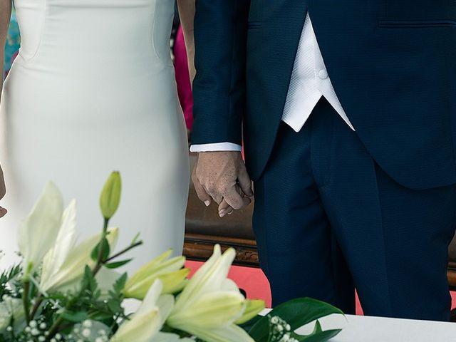 La boda de David y Virginia en Ávila, Ávila 62