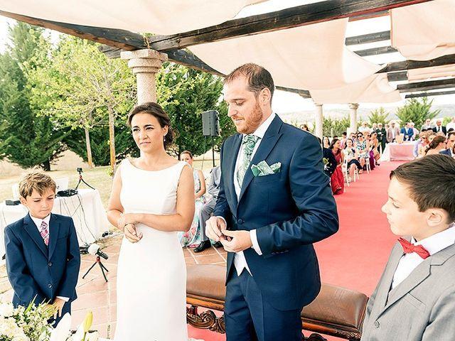 La boda de David y Virginia en Ávila, Ávila 64