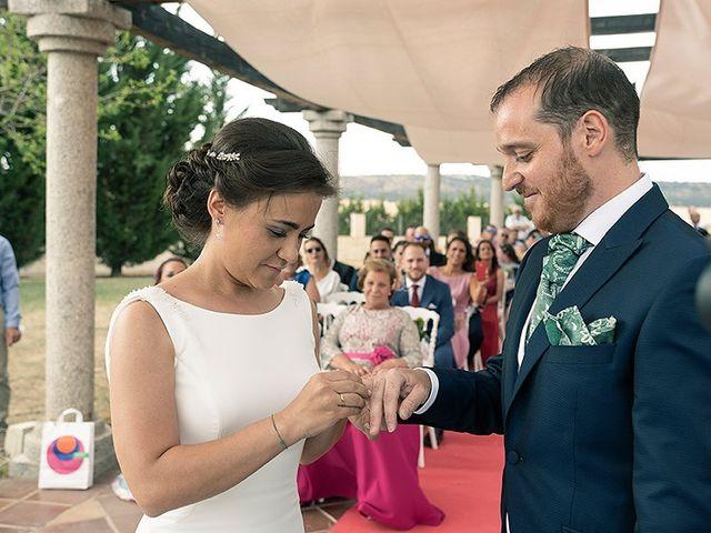 La boda de David y Virginia en Ávila, Ávila 66