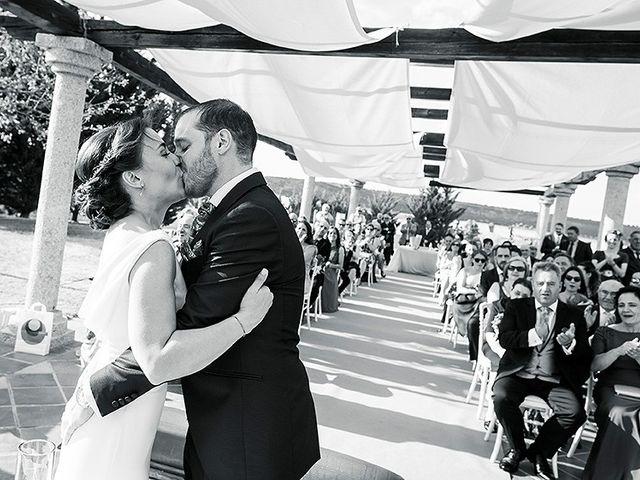 La boda de David y Virginia en Ávila, Ávila 68