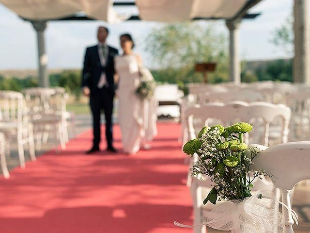 La boda de David y Virginia en Ávila, Ávila 70