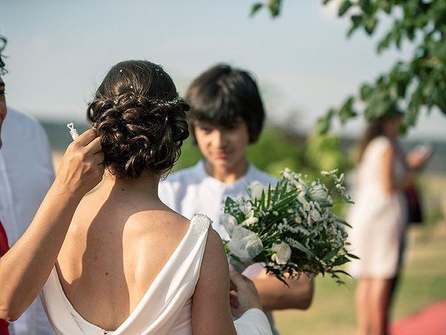 La boda de David y Virginia en Ávila, Ávila 74