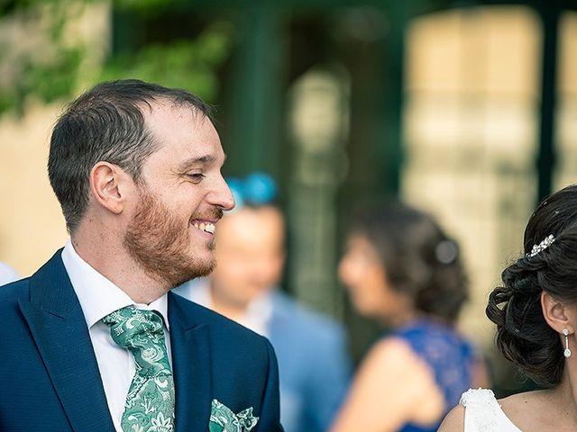 La boda de David y Virginia en Ávila, Ávila 76