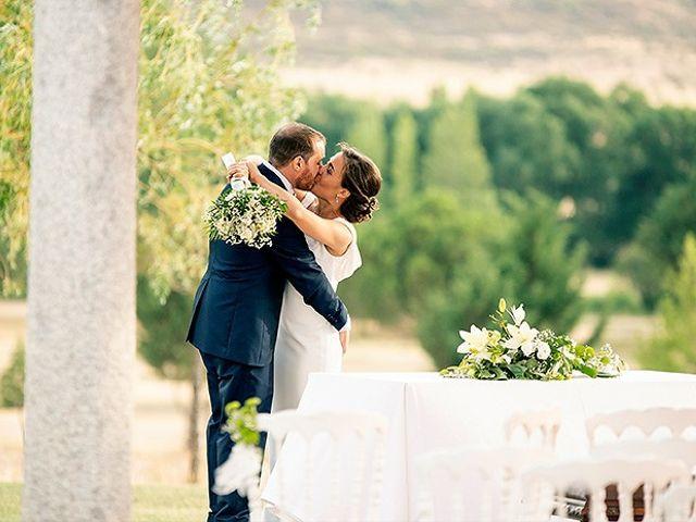 La boda de David y Virginia en Ávila, Ávila 1