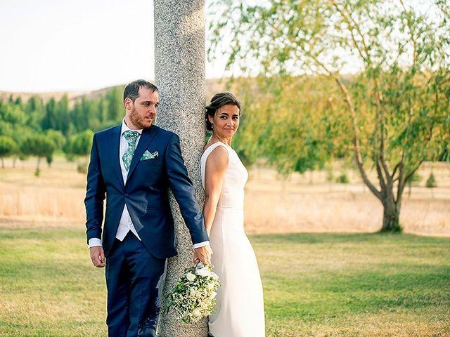 La boda de David y Virginia en Ávila, Ávila 82
