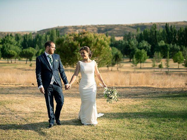 La boda de David y Virginia en Ávila, Ávila 84