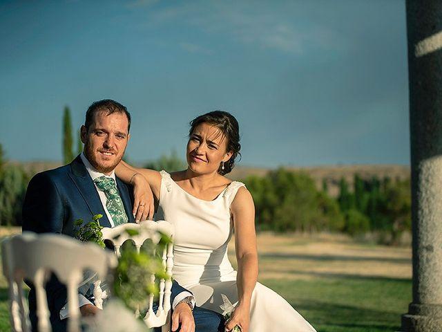 La boda de David y Virginia en Ávila, Ávila 2