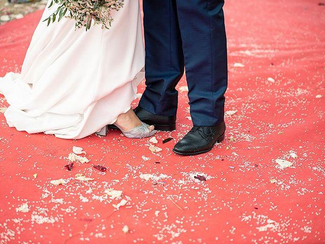La boda de David y Virginia en Ávila, Ávila 85