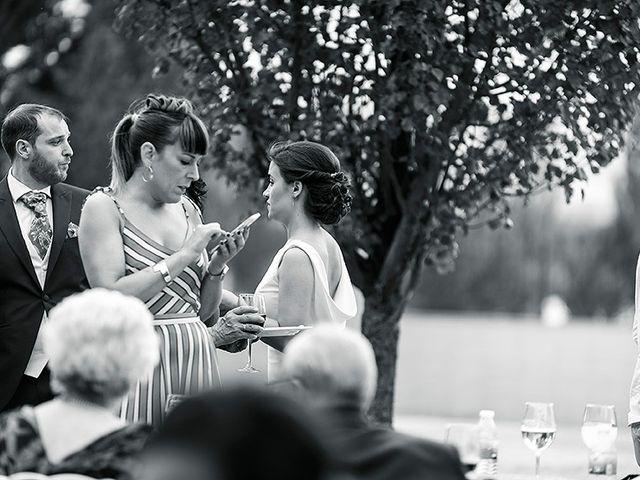 La boda de David y Virginia en Ávila, Ávila 87