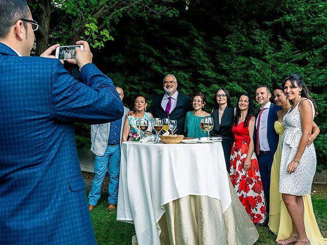 La boda de David y Virginia en Ávila, Ávila 95