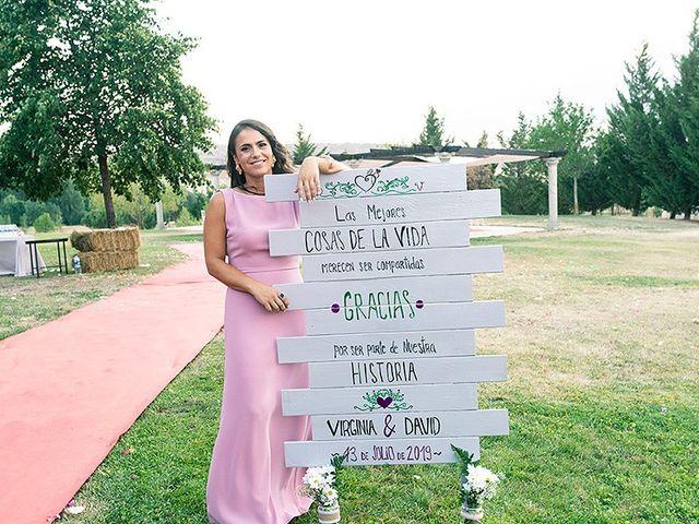 La boda de David y Virginia en Ávila, Ávila 102