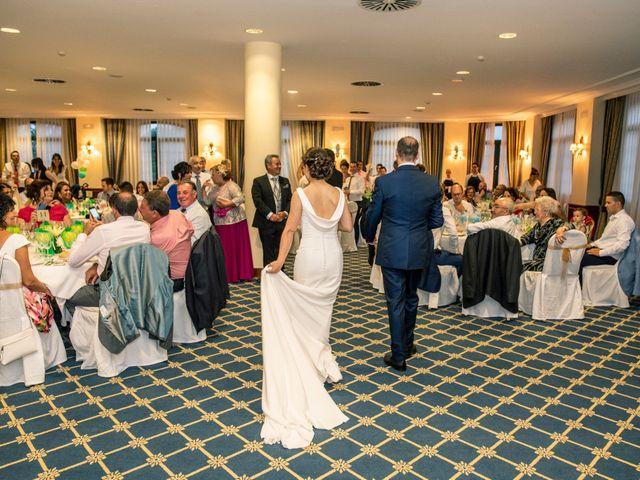 La boda de David y Virginia en Ávila, Ávila 106