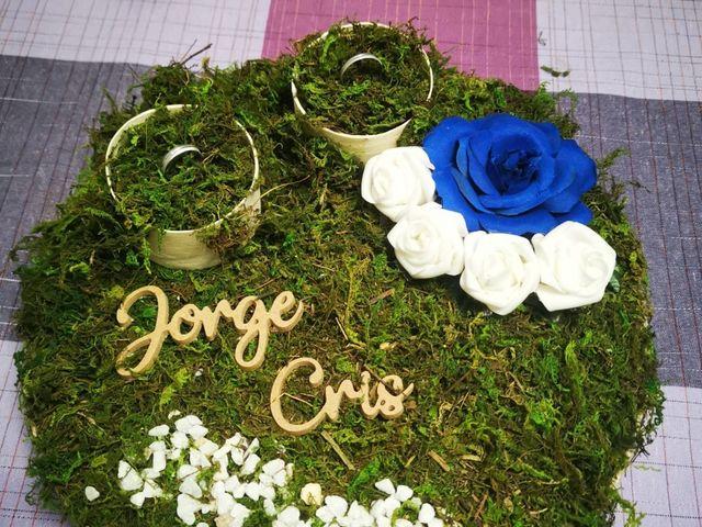La boda de Jorge y Cris en Paterna, Valencia 14
