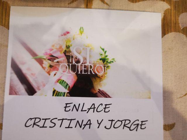 La boda de Jorge y Cris en Paterna, Valencia 15
