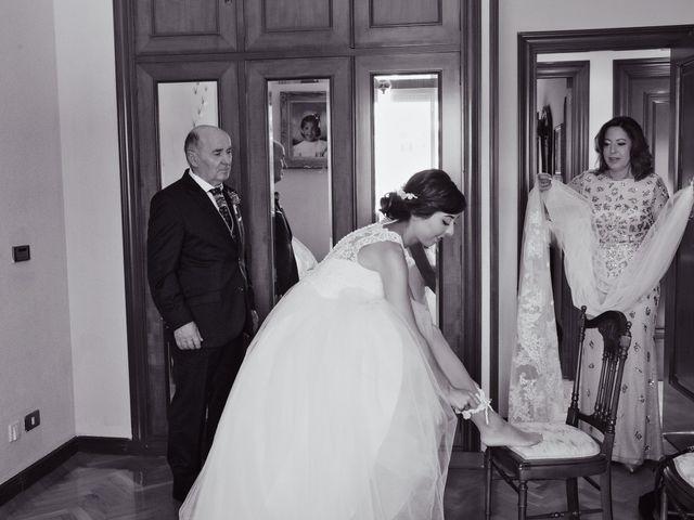 La boda de Imanol y Cristina en Lanciego, Álava 1