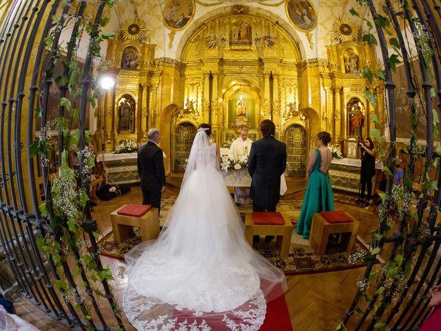 La boda de Imanol y Cristina en Lanciego, Álava 2
