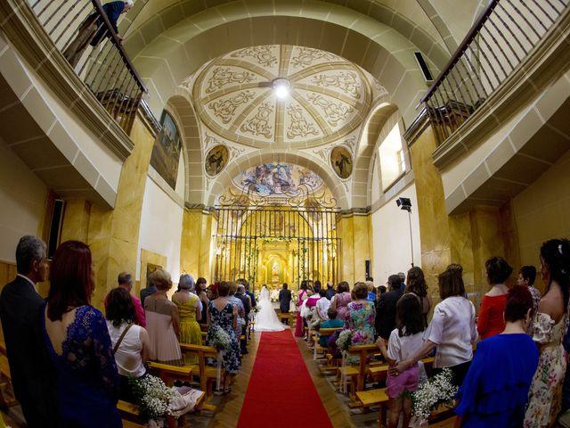 La boda de Imanol y Cristina en Lanciego, Álava 3