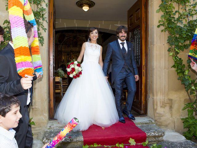 La boda de Imanol y Cristina en Lanciego, Álava 6