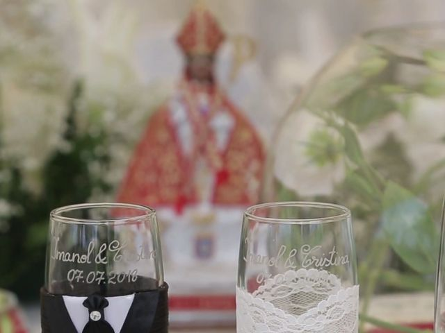 La boda de Imanol y Cristina en Lanciego, Álava 9