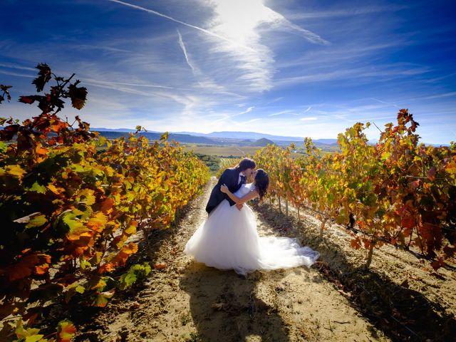 La boda de Cristina y Imanol