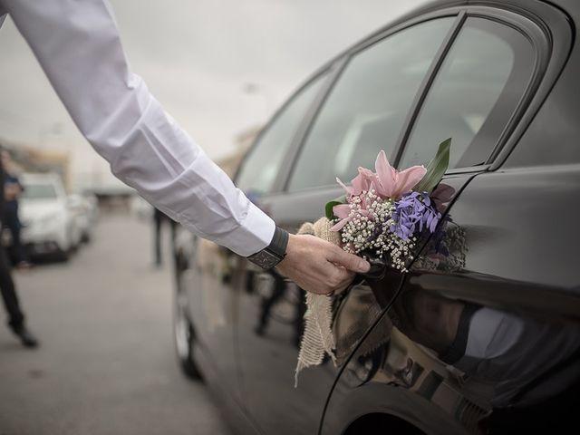 La boda de Sergio y Elisabeth en Archena, Murcia 1