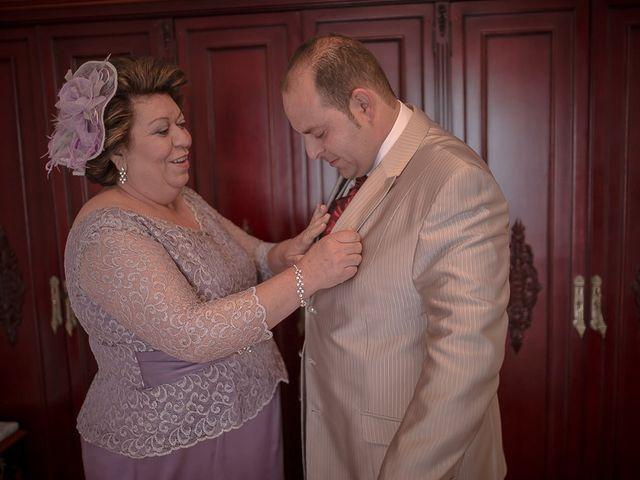 La boda de Sergio y Elisabeth en Archena, Murcia 7