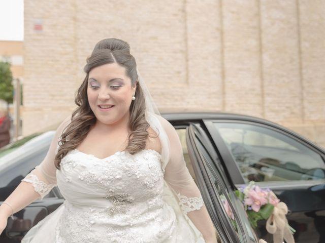 La boda de Sergio y Elisabeth en Archena, Murcia 23