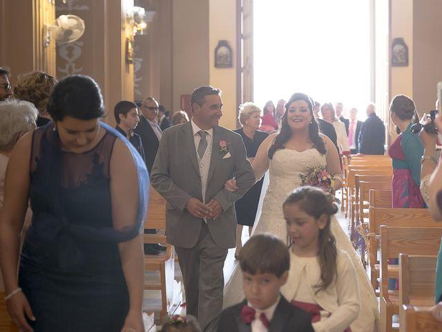 La boda de Sergio y Elisabeth en Archena, Murcia 24