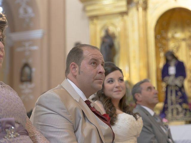 La boda de Sergio y Elisabeth en Archena, Murcia 26