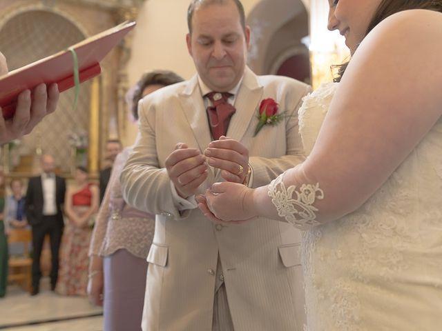 La boda de Sergio y Elisabeth en Archena, Murcia 30