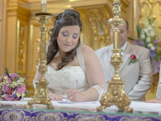 La boda de Sergio y Elisabeth en Archena, Murcia 32