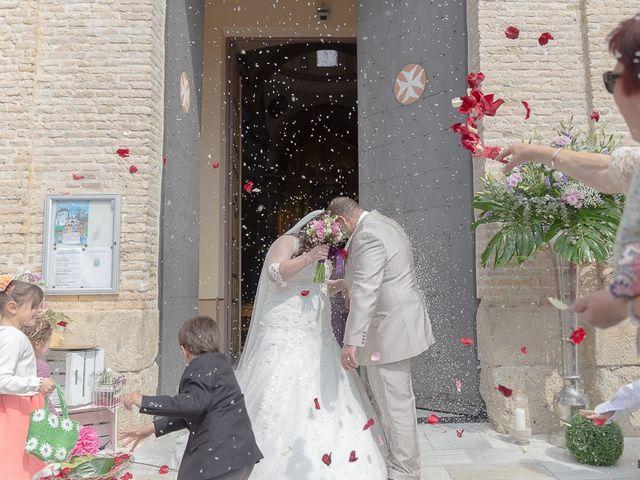 La boda de Sergio y Elisabeth en Archena, Murcia 35