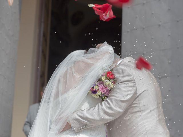 La boda de Sergio y Elisabeth en Archena, Murcia 36