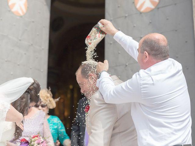 La boda de Sergio y Elisabeth en Archena, Murcia 37