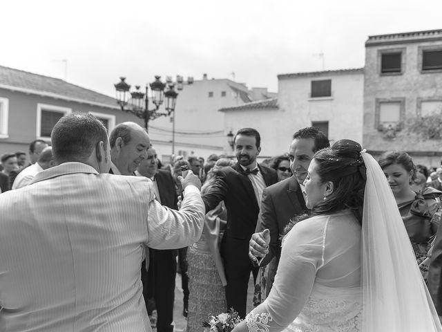 La boda de Sergio y Elisabeth en Archena, Murcia 38