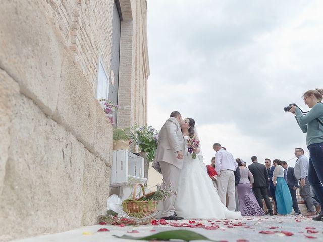 La boda de Sergio y Elisabeth en Archena, Murcia 39