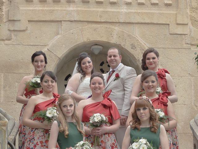 La boda de Sergio y Elisabeth en Archena, Murcia 41