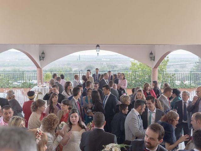 La boda de Sergio y Elisabeth en Archena, Murcia 45