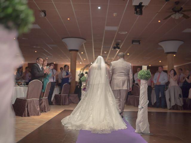 La boda de Sergio y Elisabeth en Archena, Murcia 47