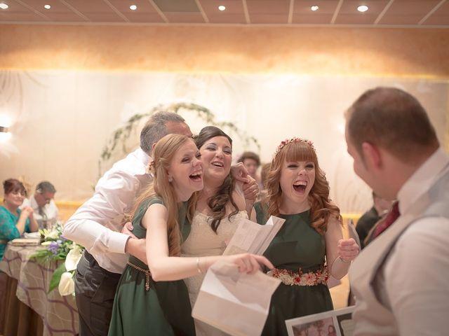 La boda de Sergio y Elisabeth en Archena, Murcia 48